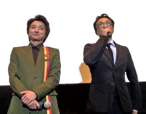 広島で藤原竜也が舞台挨拶「僕だけがいない街」原作は大人気ミステリーマンガ