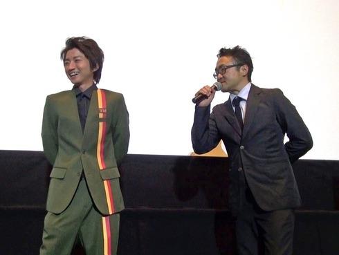 平川監督「藤原竜也のスマイルを頂きたい」