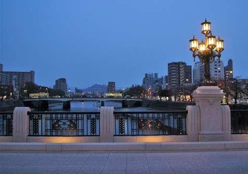 猿猴橋の風景