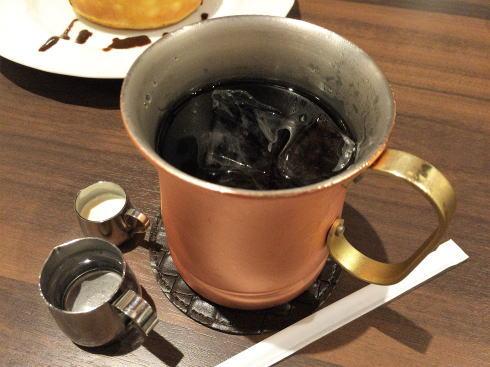 星乃珈琲店 アイスコーヒー