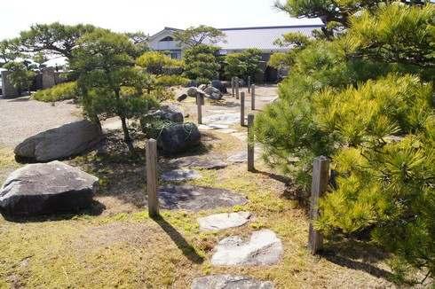 朝鮮通信使記念庭園