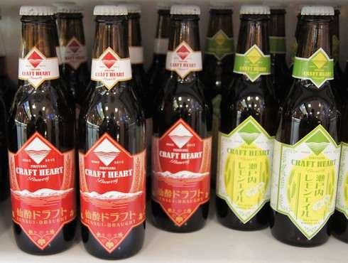 福山に「仙酔ドラフト」など地ビール、新ブルワリー「クラフトハート」誕生