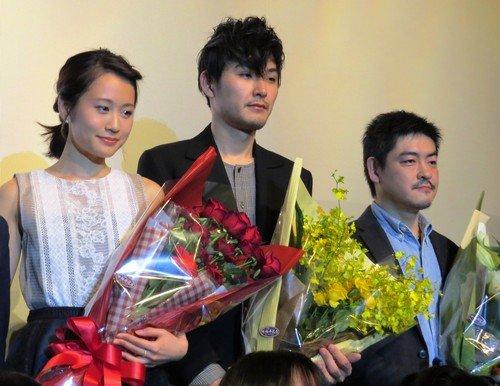 モヒカン故郷に帰る、松田龍平と前田敦子にインタビュー