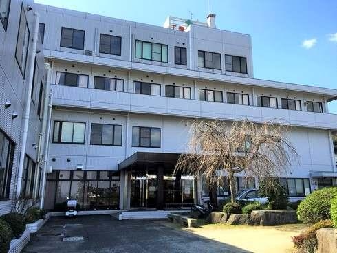 モヒカン故郷に帰るで使われた下蒲刈病院