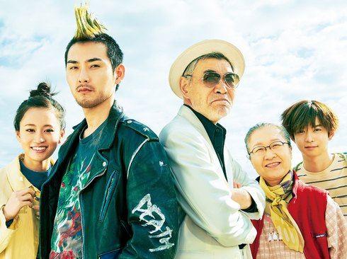 広島5つの映画館で「モヒカン故郷に帰る」舞台挨拶が決定