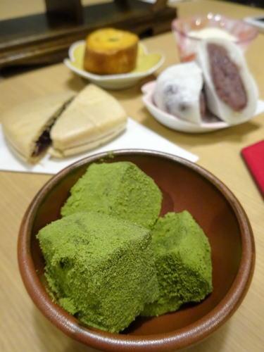 グランヴィア広島 茶寮 瀬戸内の和菓子たち