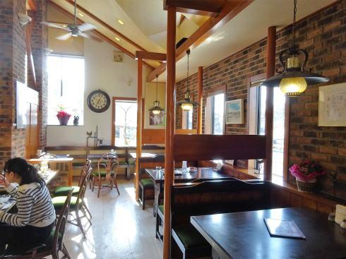福山市 スローライフ喫茶店 店内の様子
