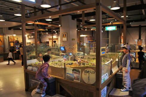 広島市こども文化科学館 1階の様子4
