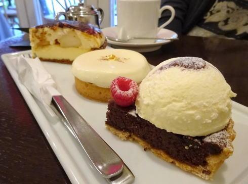 ムッシムパネン ケーキの写真