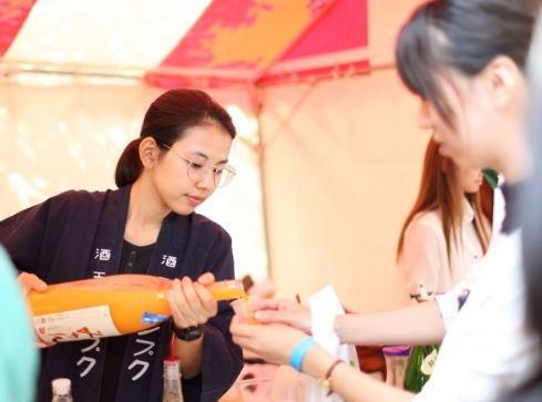 渋谷最大の酒フェス2016、広島の酒含む100以上の地酒が集結