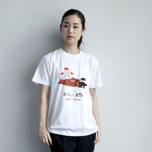 カープ×ファミスタコラボグッズ 新井Tシャツ