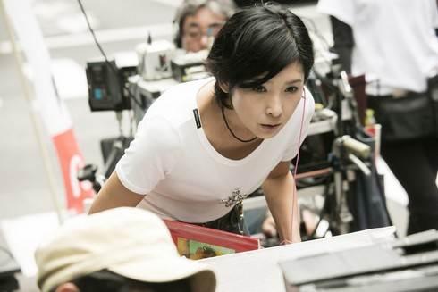 福山で映画「嫌な女」黒木瞳監督の舞台挨拶
