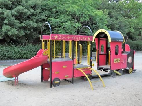 福山市 春日池公園