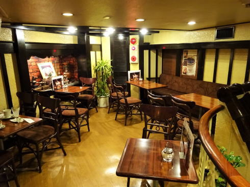 福山市 純喫茶ルナ(LUNA) 店内の様子4