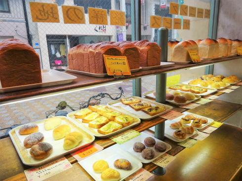 広島 ルーエぶらじる パンの販売もある