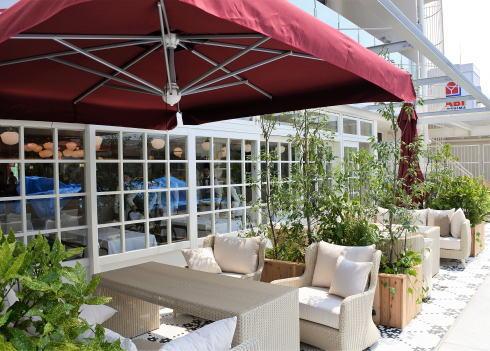 福屋10階 レストラン アンダーザスカイ 画像5