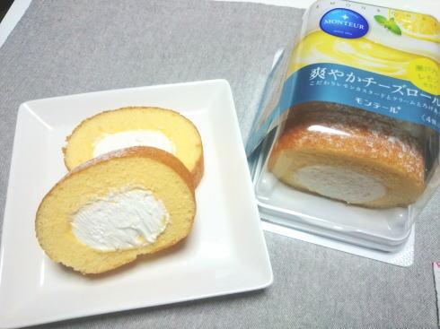 ほんのりの甘酸っぱさに夏感じる、瀬戸内レモンロールケーキなど6種