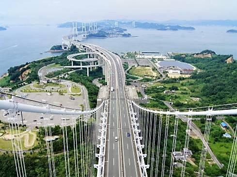 瀬戸大橋スカイツアー、2016秋の参加者募集を開始
