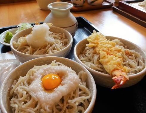 蕎麦 たつ吉、広島 平和公園そばのミシュラン掲載店