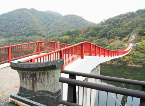 八田原ダム一般開放・ダム湖クルージング!夢吊橋サマーフェスタ2016で