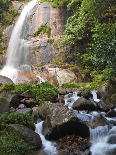 瀑雪の滝 写真2