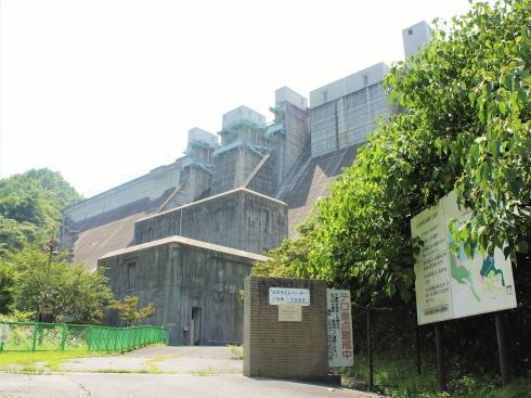八田原ダムの写真