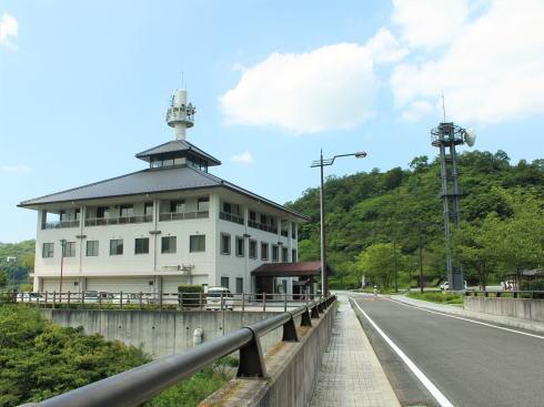 八田原ダム 管理所