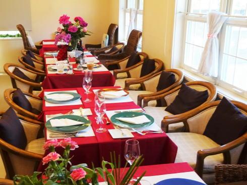 毘沙門台 プチマリエ、子供連れでも行ける一軒家フレンチレストラン