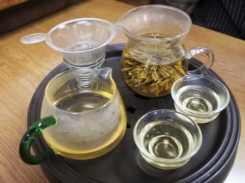 世羅 楊々(やんやん) 中国茶