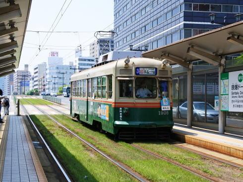 広島でブラタモリ!広電・船で街ブラしながら市内「三角州」の謎に迫る