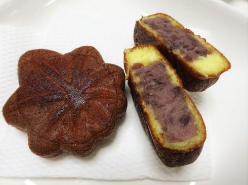 もみじ饅頭の食べ方アレンジ(焼く)