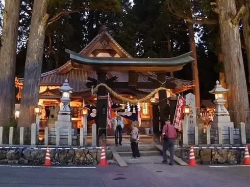 北広島町 亀山八幡神社
