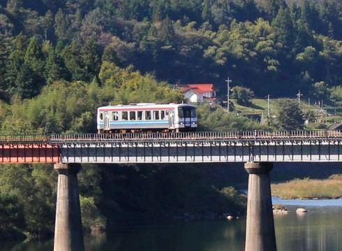 三江線 写真
