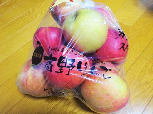 庄原市 高野りんご