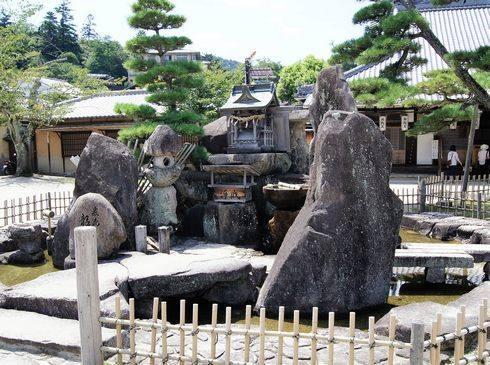 大願寺の龍神
