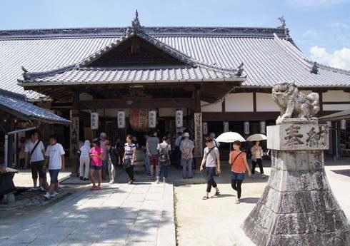 大願寺は学業・芸術・芸能の神様