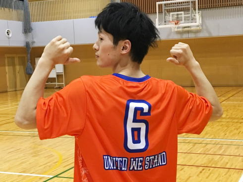 ファンに「背番号 6」広島ドラゴンフライズがファンと共に戦う想い込め