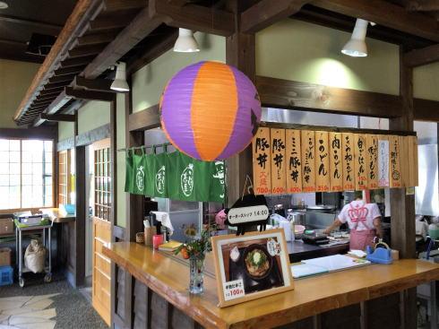 北広島 へんぽこ茶屋 店内の様子