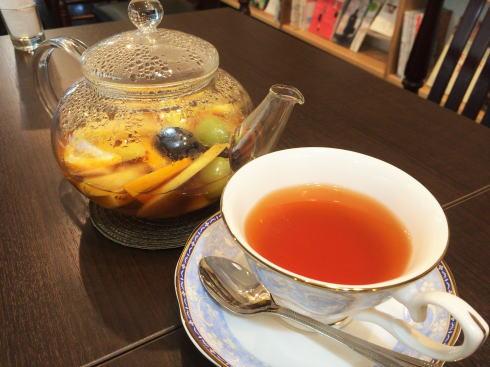 フルーツとカフェ メルシィ フルーツティー2