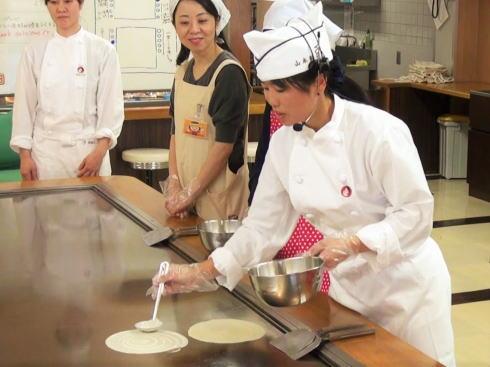 オタフクソース お好み焼き課の社員さん2