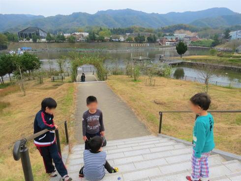 福山市 富谷ドームランドの風景
