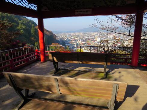 世羅 今高野山 龍華寺の紅葉 画像10