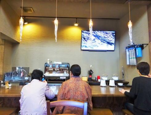 Mirasaka Coffee(ミラサカコーヒー) 店内の様子3