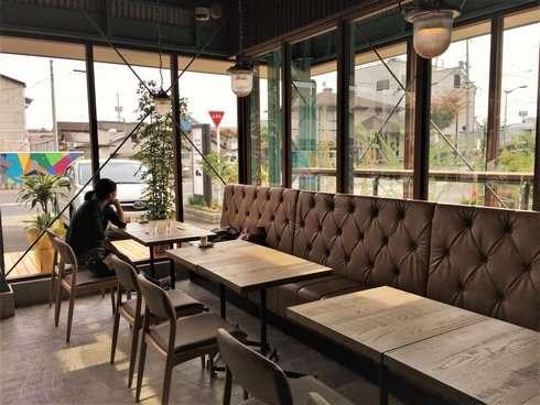府中市 バルカカフェ