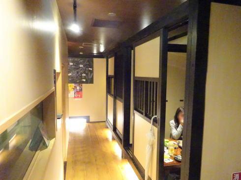 横川駅 楽多来屋(らくたきや) 店内の様子2
