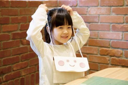 土屋鞄、東京・大阪・広島などで福笑いポシェットづくり無料開催