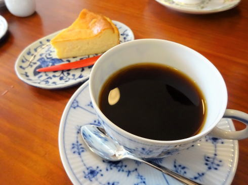 庄原・安原旅館に珈琲屋 洗心館(カフェ) コーヒーの画像