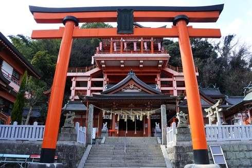 大大吉が出る、福山市の草戸稲荷神社