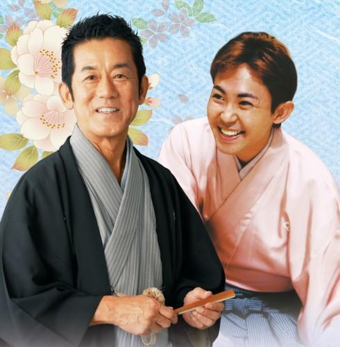 笑点メンバーの落語が広島で! 三遊亭円楽・林家三平の「昼席ランチ 落語会」