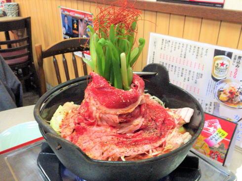 肉鍋ドーン!尾道 米徳(よねとく)立ち飲みも出来る渋い居酒屋